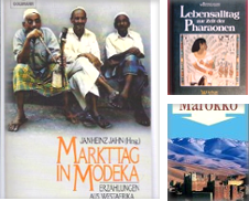 Afrika Curated by Antiquariat & Verlag Jenior
