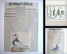 Flora und Fauna Sammlung erstellt von Antiquariat Kurt Pflugmacher