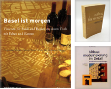 Architektur Curated by Antiquariat Thomas Haker GmbH & Co. KG