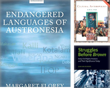 Anthropology Curated by New Book Sale