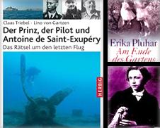 Autobiographien Sammlung erstellt von Michael Zaremba - Versand-Antiquariat