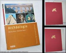 Archäologie Sammlung erstellt von Antiquariat partes antiquares