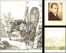 Ansichten, Landkarten & dekorative Graphik Sammlung erstellt von Wiener Antiquariat Ingo Nebehay GmbH