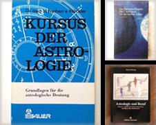 Astrologie Sammlung erstellt von Buchhandlung Neues Leben