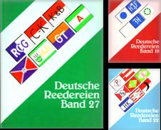 Deutsche Reedereien Curated by Maiden Voyage Booksellers