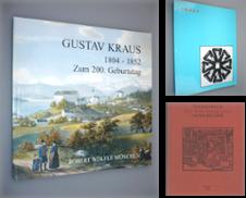 Auktionen, Verkaufskataloge, Werbung Sammlung erstellt von Antikvariat Valentinska