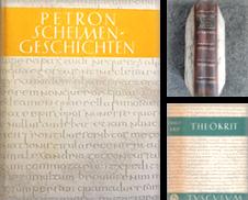 Antike Sammlung erstellt von Antiquariat Berghammer