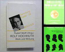 53 Deutsche Sprach- und Literaturwissenschaft Sammlung erstellt von Antiquariat Bücherwurm