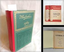 Geschichte (20 Jahrhundert) Sammlung erstellt von Versandantiquariat Waffel-Schröder