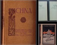 Asien Sammlung erstellt von Antiquariat  Alfred Tauchnitz