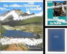 Alpinismus Sammlung erstellt von DasBuchregal