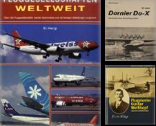 Flugzeuge, Luftwaffe Sammlung erstellt von Peters Buchkontor