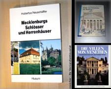 Architektur, Kunst, Kultur & Photographie Sammlung erstellt von Buchspeicher Patrick Wellmann