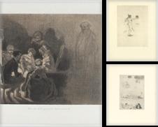 Félicien Rops Sammlung erstellt von Galerie Joseph Fach GmbH