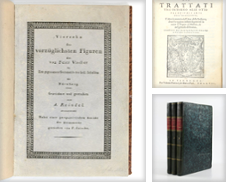 Arts, Technology, Manufactures Curated by Antiquariat INLIBRIS Gilhofer Nfg. GmbH