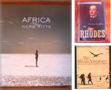 Africa Curated by COLLECTIBLE BOOK SHOPPE
