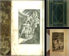Alte Literatur Sammlung erstellt von Antiquariat Weinek