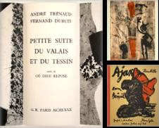 Bibliophilie, Künstlerbücher de Gerhard Zähringer Antiquariat & Galerie