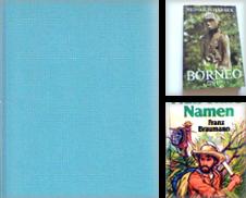 Abenteuerliteratur Sammlung erstellt von Buchhandlung Neues Leben