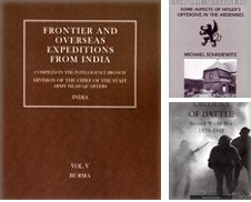 Military History Curated by Naval and Military Press Ltd