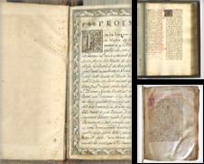 Italian Manuscripts Curated by Les Enluminures (ABAA & ILAB)