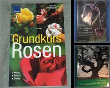 Botanik de Versandantiquariat Ingo Lutter