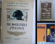 Afrika Sammlung erstellt von Antiquariat Heinzelmännchen