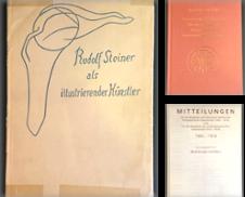 Anthroposophie Sammlung erstellt von Antiquariat Im Seefeld / Ernst Jetzer