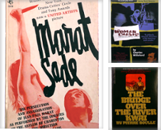 Movie Tie-ins Curated by Black Falcon Books