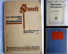 Esoterik Sammlung erstellt von Ostritzer Antiquariat