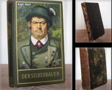 Abenteuerliteratur Sammlung erstellt von Kelifer - antiquarischer Buchversand