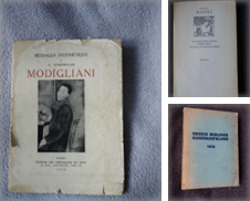 Literatur und Kunst Sammlung erstellt von Versandantiquariat Alexander Ehlert