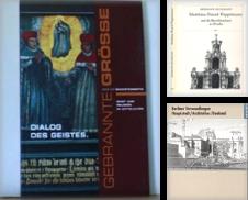 45 Architektur Sammlung erstellt von Antiquariat Bücherwurm