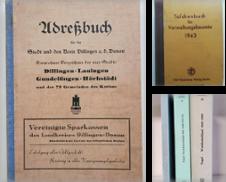 Deutschland Sammlung erstellt von Antiquariat Kunsthaus-Adlerstrasse