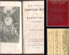 Belletristik Sammlung erstellt von Bücher & Meehr