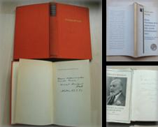 Autographen Sammlung erstellt von Cassiodor Antiquariat
