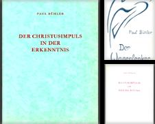 Anthroposophie Sammlung erstellt von Antiquariat Liberarius - Frank Wechsler