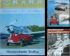 Automobile Sammlung erstellt von Antiquariat Rudloff