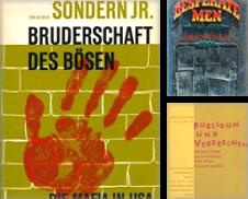 Justiz und Verbrechen Sammlung erstellt von Antiquariat Frank Albrecht (VDA/ILAB)