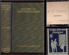 Antiquarian de Nessa Books