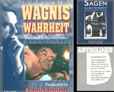 Anthologie Sammlung erstellt von Lewitz Antiquariat