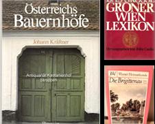 Austriaca Sammlung erstellt von Matthaeus Truppe Antiquariat