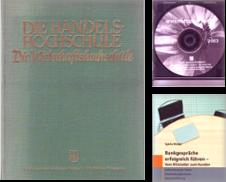 Betriebswirtschaft Sammlung erstellt von Bücherhandel-im-Netz/Versandantiquariat