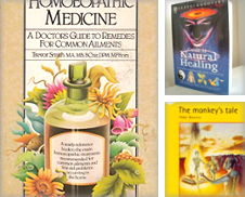 Alternative therapies, Remedies, Medicine Curated by Merandja Books