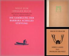 Bibliophile Ausgaben Sammlung erstellt von Versandantiquariat Neumann/Hönnige