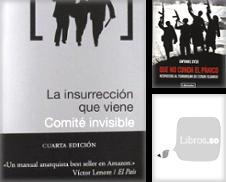 Activismo político Curated by OMM Campus Libros