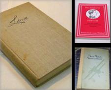 Biographien Sammlung erstellt von TausendundeinBuch Antiquariat