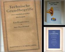 Bücher Sammlung erstellt von Antiquariat der Bücherjäger