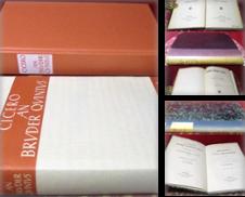 Altphilologie Sammlung erstellt von Antiquariat Clement