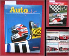 Automobile Sammlung erstellt von Versandantiquariat buch-im-speicher